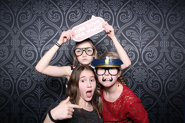 Birthday Party Photo Booth Maine