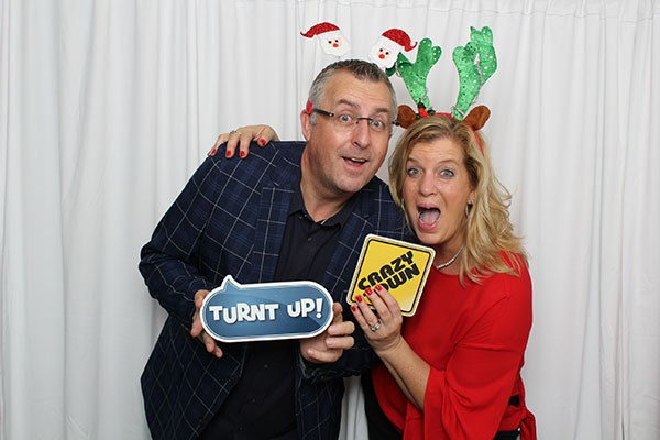 Corporate Party Photo Booth Maine