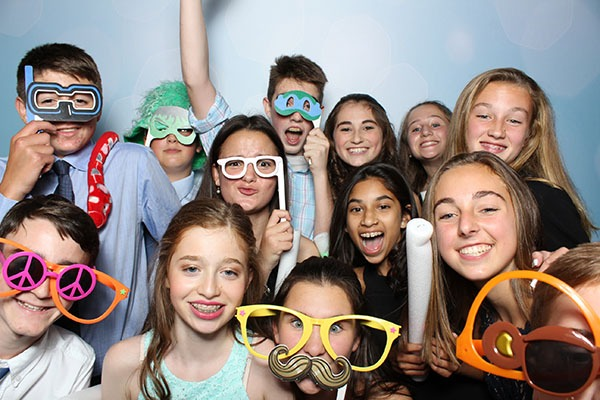 Photo Booth Rental For Mitzvah in Maine