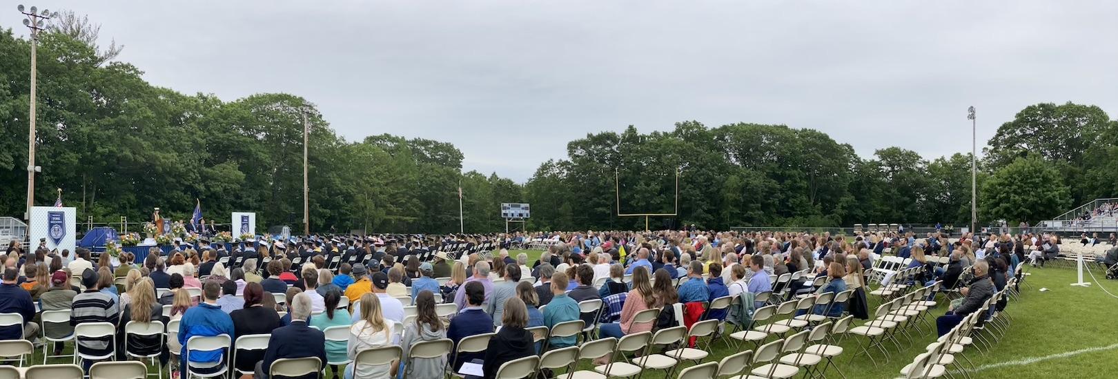 York High School Graduation AV Services