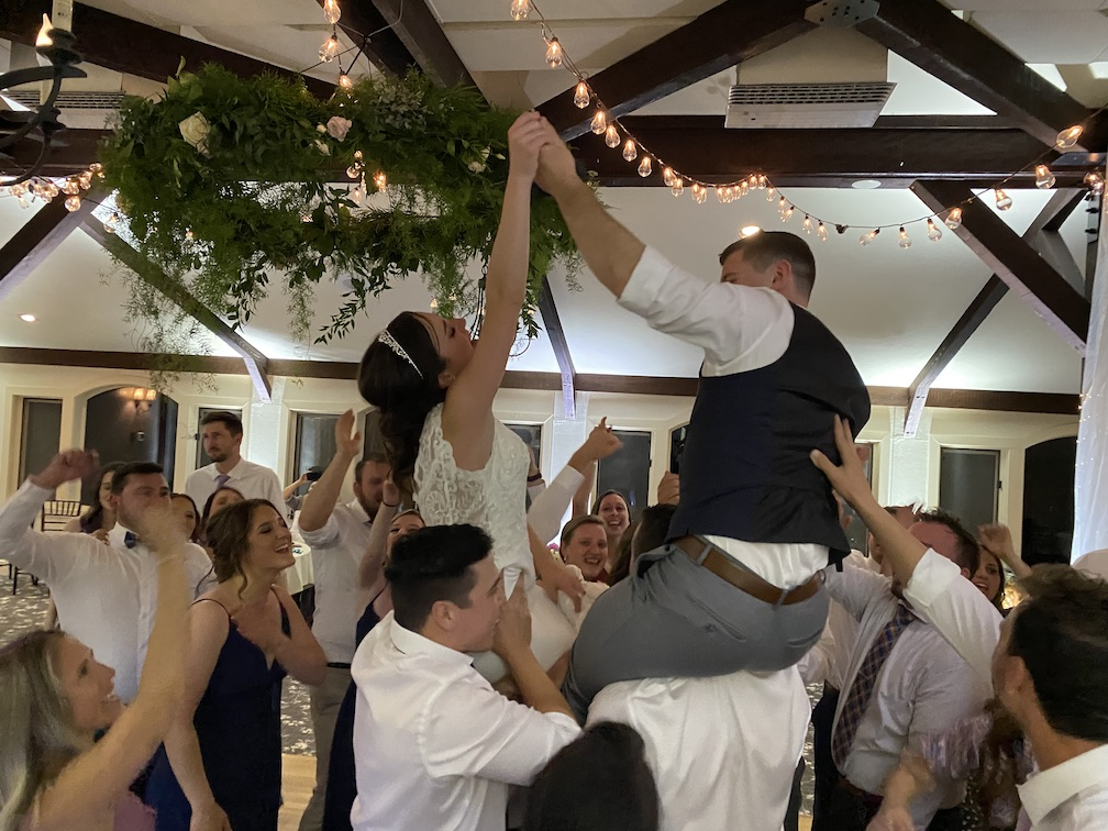 Castle In The Clouds Wedding DJ